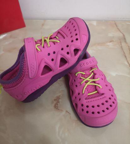 CROCS Comfort уникални детски обувки, Crocs Mickey Mouse