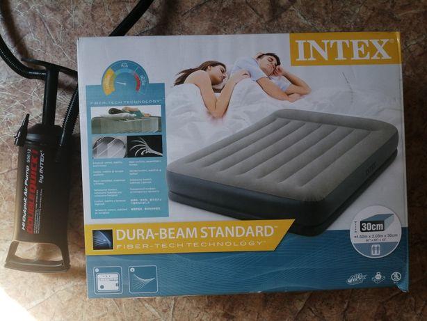 Продам надувную большую кровать,2х спальная