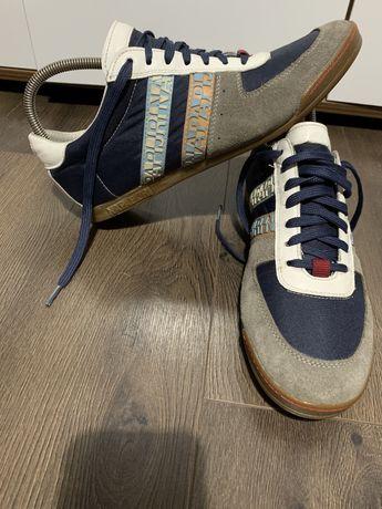 Pantofi sport Napapijri marimea 43 piele+material textil