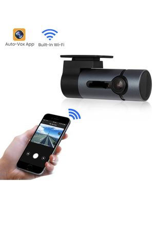 Camera auto DVR Smart cu Wifi