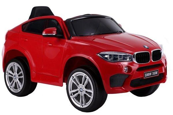 Masinuta electrica Kinderauto BMW X6M 2x35W STANDARD #Rosu