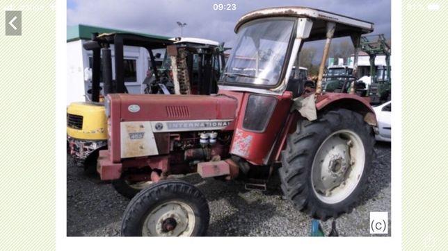 Dezmembrez tractor international 453 Ih