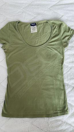 Dolce & Gabbana. Тениска, топ, блузка.