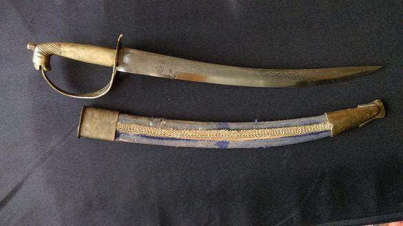 Къса боина сабя, меч !