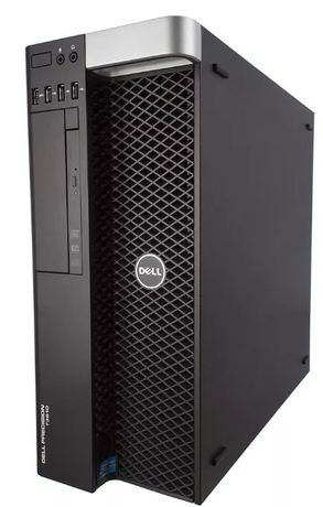 Workstation Editare Randare 32Gb RAM 500Gb SSD Placa video Nvidia