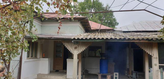 Casa +gospodărie, sat Gaujani, com. Humele, jud. Arges/Costesti