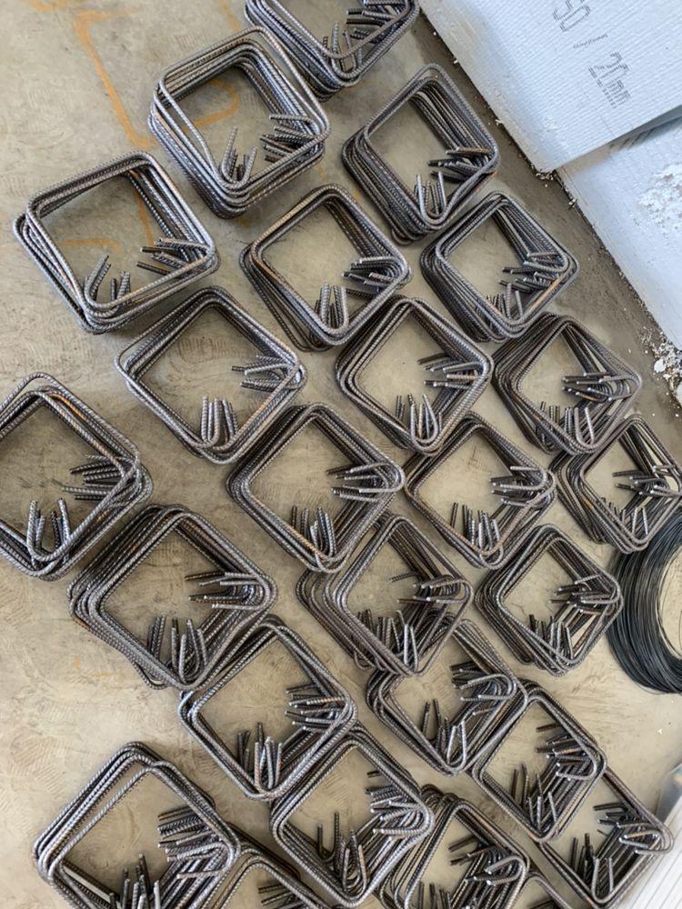 Etrieri fier beton 20x20