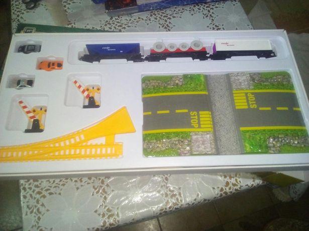 Trenulet electric Trent
