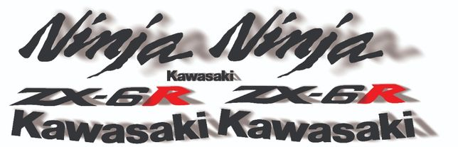 kawasaki zx6r 2005 -2007 zx10 r