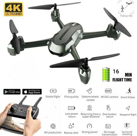 Drona camera 4k ,zbor 16-20 minute,Marime 31 cm Noua, Wi-Fi FPV,follow