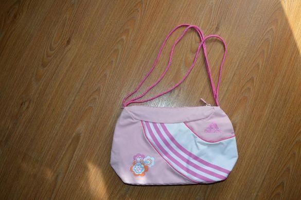 """Чанта """"Адидас"""" за млада госпожица"""