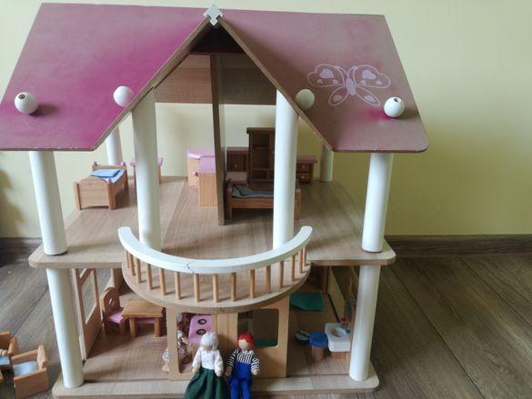 Дървена къща Eichorn