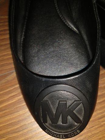 Mk балеринки нови,Hm обувки на ток