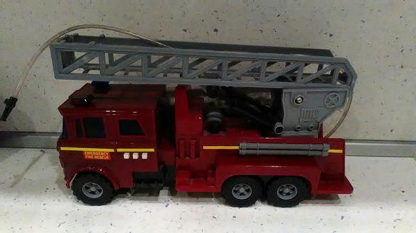 Пожарникарски кола