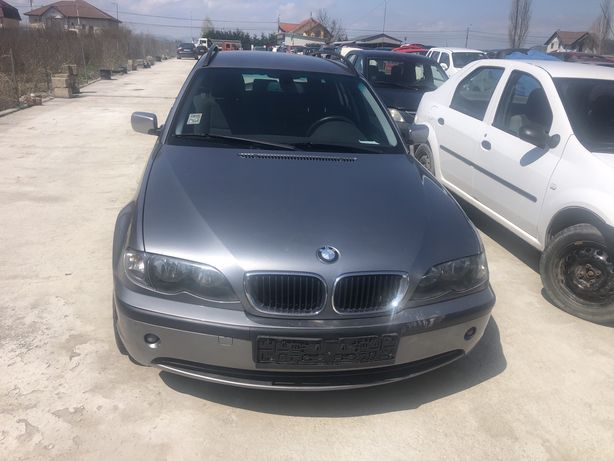 Dezmembrez BMW 320d e4