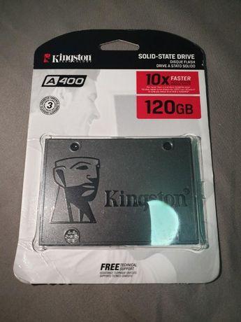 SSD intern Kingston 120GB Sata3 2.5'' nou SIGILAT PRET FIX