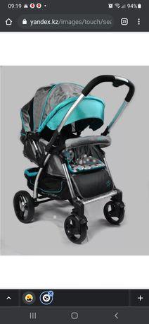 Детская коляска фирмы Viki