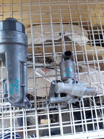 Supapa EGR carcasa filtru ulei opel corsa meriva astra agila 1.2 1.6