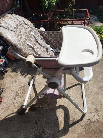 scaun plus măsuță pt bebeluși