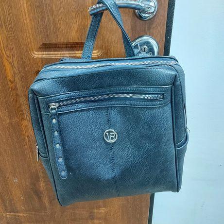 Рюкзак экокожа, вместимость  А4