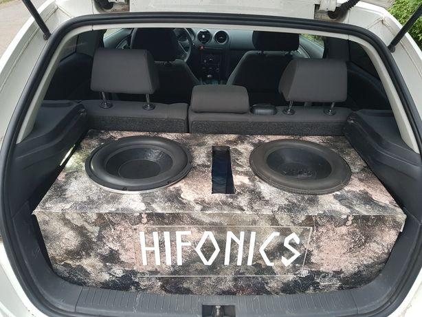 Vând Subwoofer Zeus Hifonics