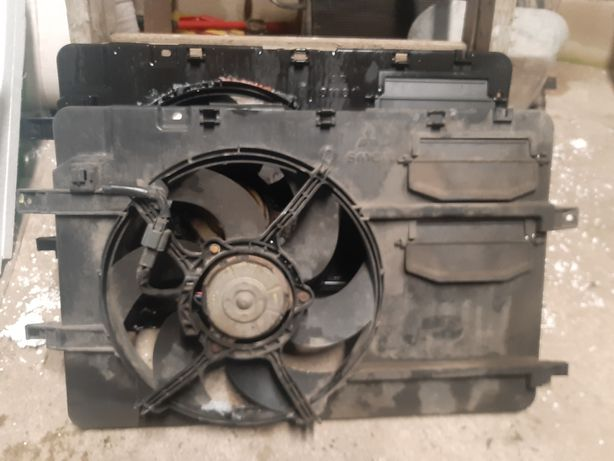 Electroventilator Smart Forfour / piese Forfour