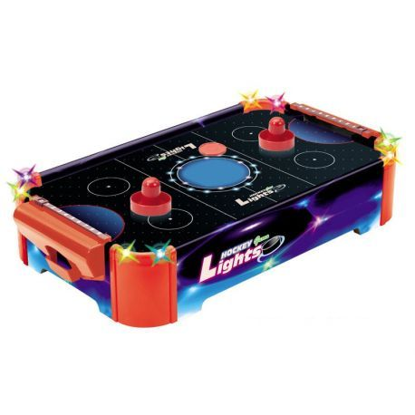 Masa joc hochei Mini Air Hockey,