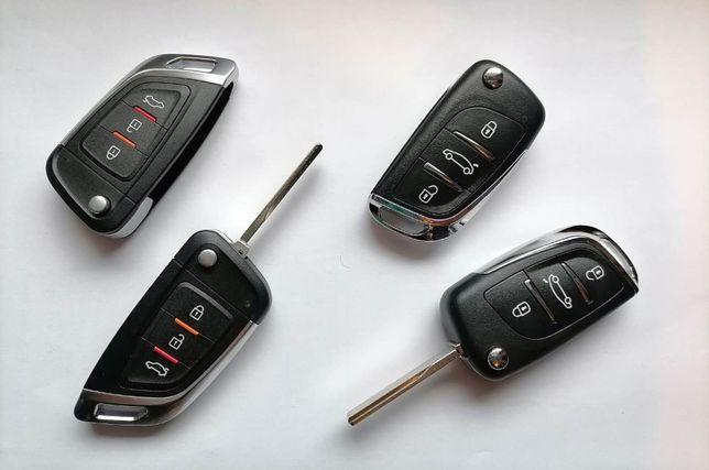 Cheie BMW cu CIP si telecomanda E46 E39 E53 x5 E81 E83 x3 E85 z4