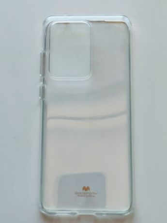 Mercury Clear Jelly case Samsung Galaxy S20 Ultra, S20+,S20,S20 Plus