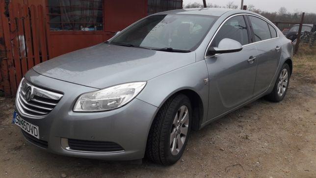 Volan piele cu comenzi Opel Insignia 2.0 CDTI, an 2010