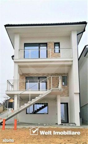 Casa in Feleacu, 524 mp teren, S+P+E, 3 dormitoare.