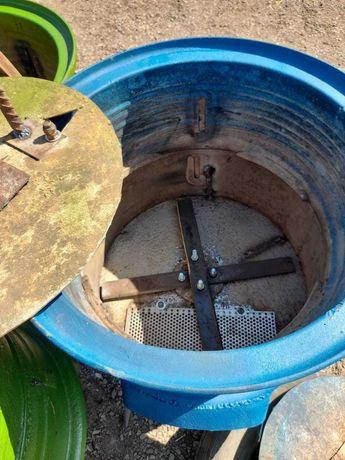Дробилка зерна Дробилка Сена Дробилки Дробилка Дробилка для сена 220вт