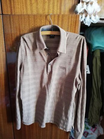 Блуза с дълъг ръкав на Hugo Boss