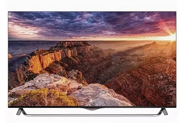 Продам большой LED 4K 3D smart   телевизор