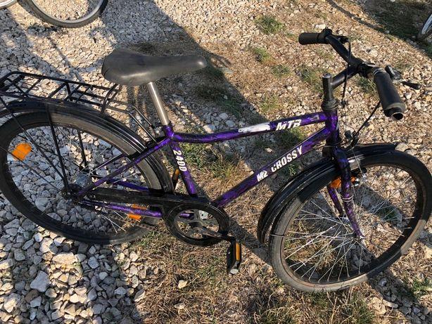 Bicicleta crossy