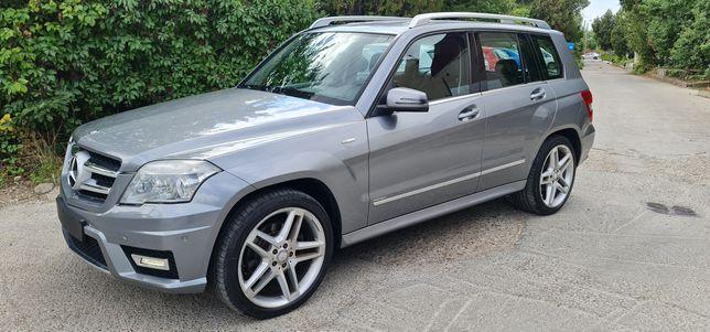 Mercedes glk220 cdi - 4matic - euro5 - amg