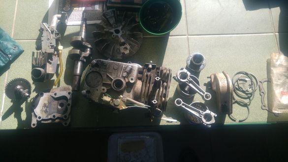 Двигател от косачка 3.5HP.Тecumzeh.Briggs & Stratton.5.5hp.на части