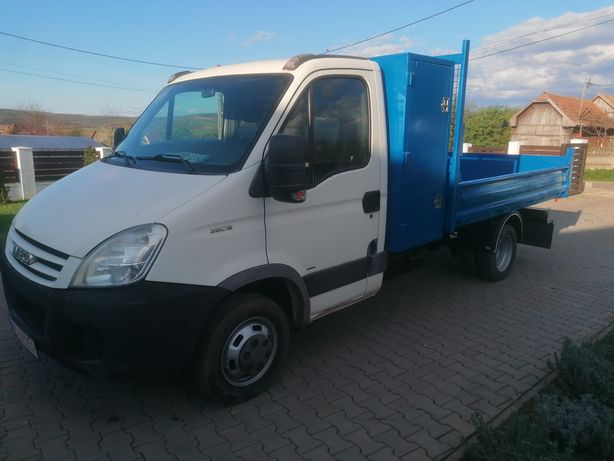 Iveco Daily 35C12 basculabil