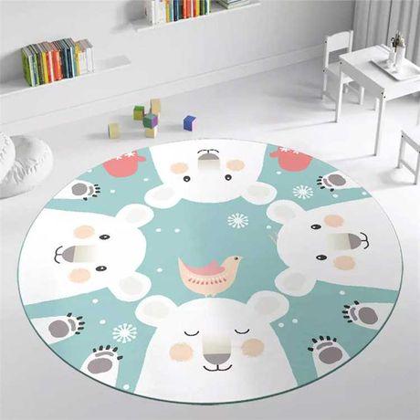 Круглые ковры в детскую 6900 тенге
