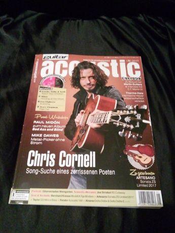 Метъл и рок списания Rock Hard, Legacy, Guitar Acoustic
