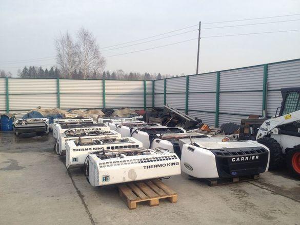 Хладилни агрегати Carrier & Thermo King