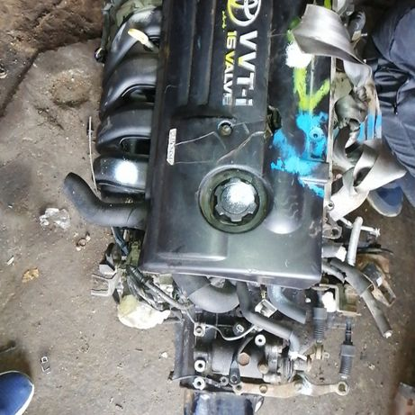 3zz 4zz 1zZ тоета Двигатель АКПП МКПП механика навесное акпп из европы