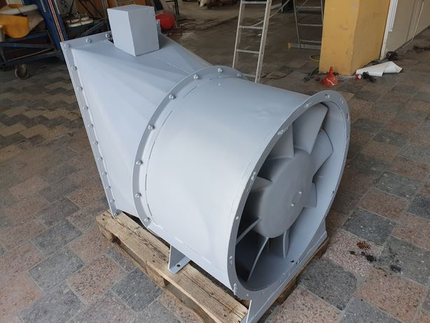 Exhaustor / ventilator industrial 380/5.5kw