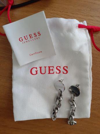Обеци Guess