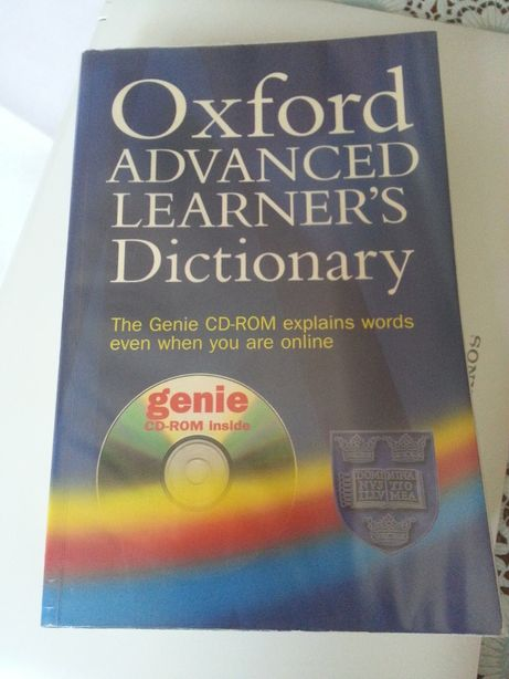 Продам Oxford Advanced Learner's Dictionary