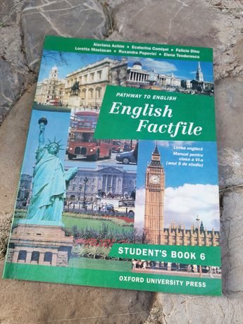 Manual de engleza English Factlife