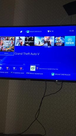 Игры на PS 4,5 , fifa21, gta, ufs, mk11,