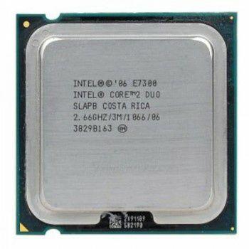 Procesor Intel Core2 Duo E7300,2.66GHZ