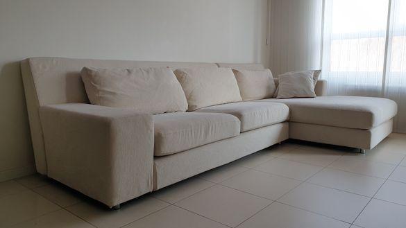 Италиански ъглов диван