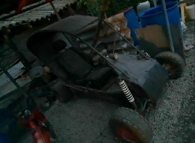 Vand buggy motor 107